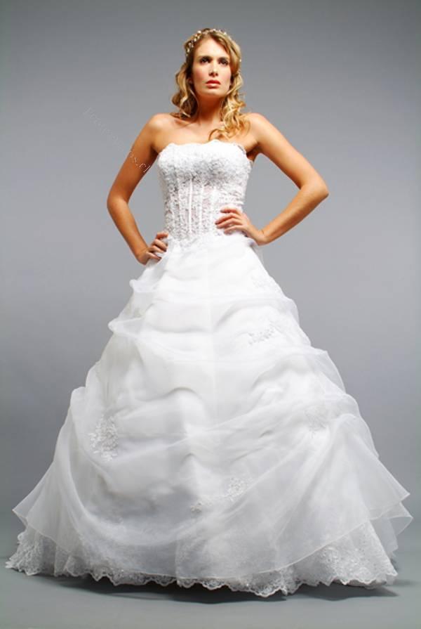 Vendo Vestido de novia usado-Punto Clave 2015-03-02 Economicos de El ...