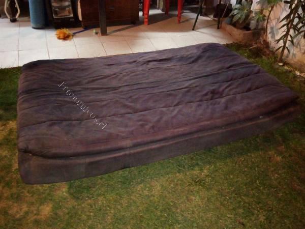 Vendo futon sillon cama 2017 02 01 economicos de el mercurio for Vendo sillon cama