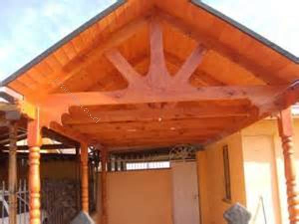 Se realizan todo tipos de cobertizos 2015 09 25 for Cobertizos economicos