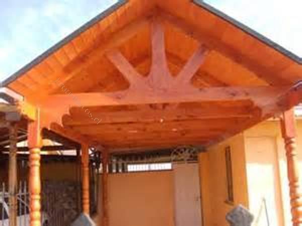 Se realizan todo tipos de cobertizos 2015 09 25 for Cobertizos madera economicos