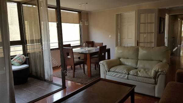 Arriendo departamento con muebles 2017 03 24 economicos de for Muebles departamento