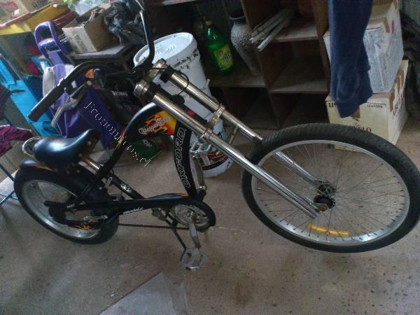bicicleta chopper oxford 2015-11-30 Economicos de El Mercurio