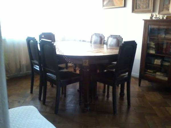 Vendo antigua mesa de comedor con 10 sillas 2016 07 26 for Vendo sillas comedor