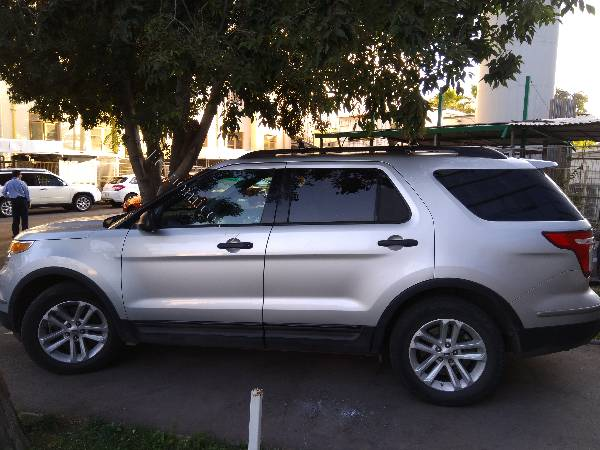 Ford Explorer  año 2013