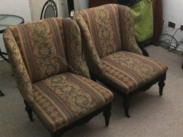 Vendo lote sillones de estilo 2016 10 17 economicos de el - Sillones de estilo ...