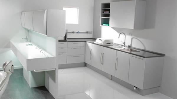 de muebles en melamina de 15 mm de espesor o más terminación en