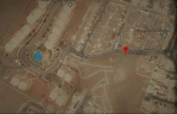 arriendo casa en sector residencial de arica