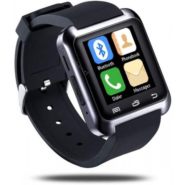 0c33c016782b Smart Watch U8 Reloj Inteligente Bluetooth Oferta! 2018-01-02 en Economicos  de El Mercurio