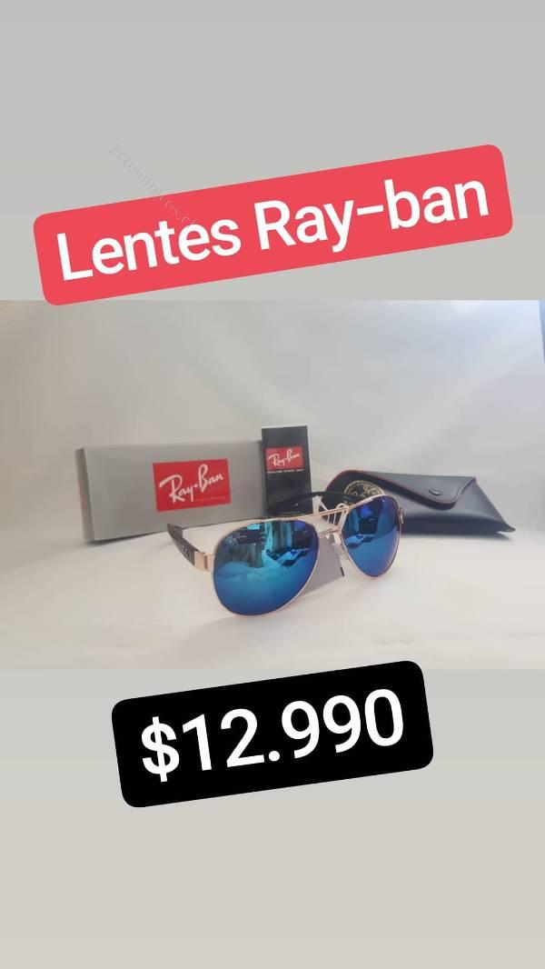 5def130536 Lentes de sol marca Ray-Ban y Oakley 2019-02-09 Economicos de El ...