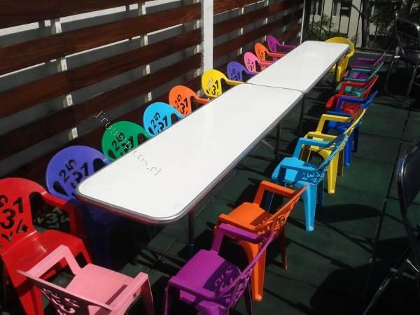 Arriendo de sillas y mesa para ni os 2016 12 13 economicos for Sillas coche para ninos 8 anos